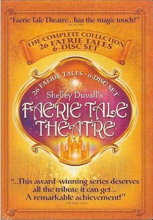 "Which princesses' story was NOT done in the tv show, ""Faerie Tale Theatre""?"