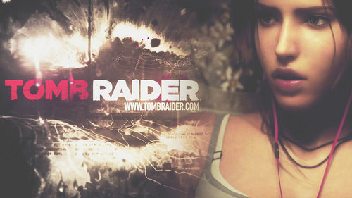 Who is the  Global Brand Director of the  new Tomb Raider?
