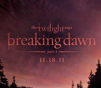 what is the Logo of Breaking Dawn Part 1 movie?