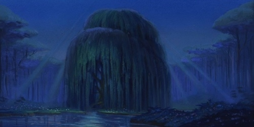This is concept art from which DP movie?