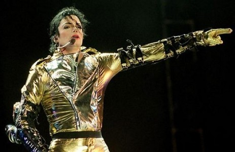 Michael performed in Prague..