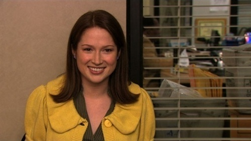 Who was Erin's mentor in the office for a short time?