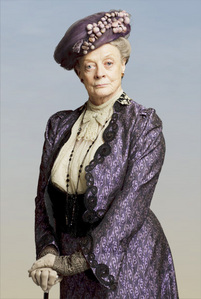 What was the name of the Dowader Countess of Grantham?