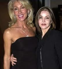 Who's the woman with Priscilla?