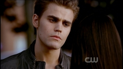 "Books: ""You're no better than I am!"" ""You're a killer too!"" Who said this to Stefan"
