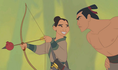 Why is Shang Mad at Mulan?
