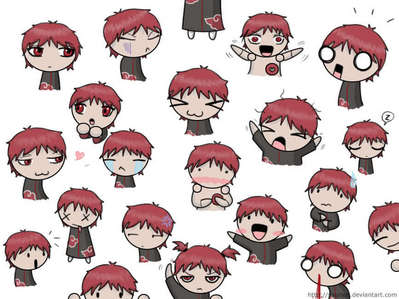 How old is Sasori?