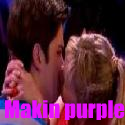 In what eps do they secretly reveal why seddie colors purple