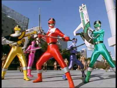 Who Was The Leader of the Time Force Rangers?