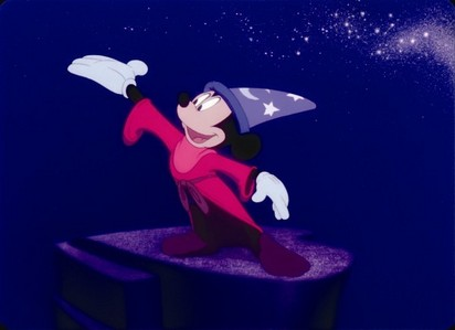Fantasia was Disney's ___ animated movie; Fantasia 2000 was Disney's ___animated movie.