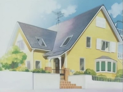 According to a Kero's Korner special, the house of the Avalon's was built in what event?