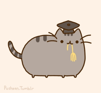What does the name 'Pusheen' mean?