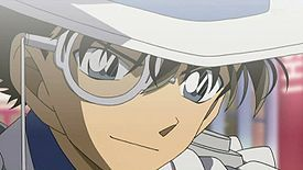 Which episode tell us the secret of Kaito kid's birth ?