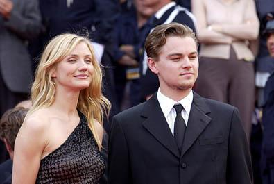 What Leo Film Also Starred Cameron Diaz?