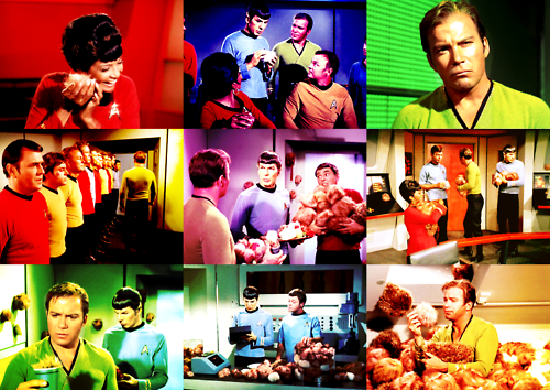 What do आप get if आप feed your tribble too much?