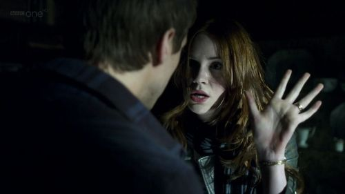 in 6x09 'Night Terrors' - What happened to Amy when she was caught kwa a Peg Doll?