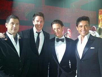 What is the name of Il Divo new album? (2011)