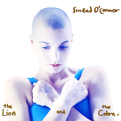 What boyfriend / husband of Sinead O'Connor produced the album The Lion and The Cobra?