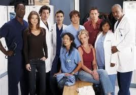 Which future Grey's Anatomy star played Phoebe's love intrest who was also her boss?
