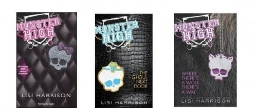 In the Monster High book series, written by Lisi Harrison, who is Frankie's normie friend?
