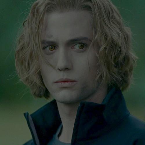 Jasper Hale's character name was originally _________.