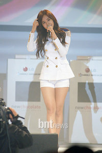 What song is SNSD YuRi singing and danceing to?