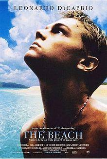 """Leo's Film """"The Beach"""" Was Based On A True Story"""