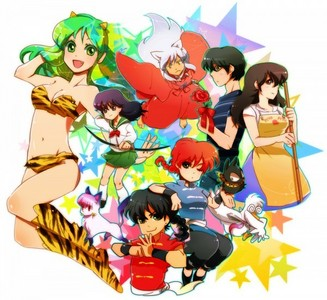 i am  a HUGE fan of ALL (key word all) of miss rumiko takahashi's work