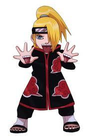 Is Deidara a BOY or GIRL?