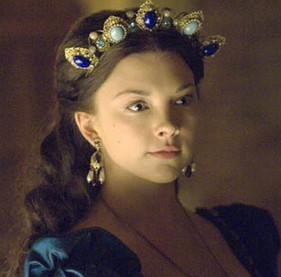 What was Anne Boleyn's character name at the masquerade where Henry first noticed her?