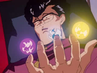 What was/were the word/words of taboo that Kuwabara کہا that allowed Kaito to take his soul.