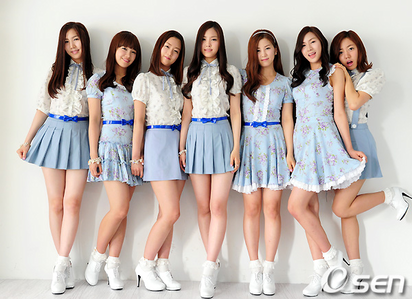 Do A PINK's members have twitter acc?