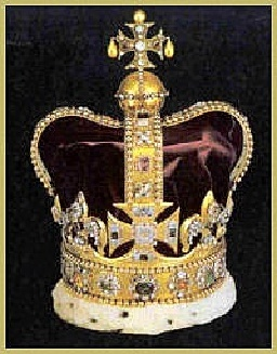 Who was crowned with this crown?