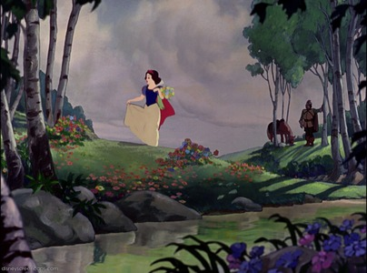 Who did not produce âm nhạc for Snow White and the Seven Dwarfs?