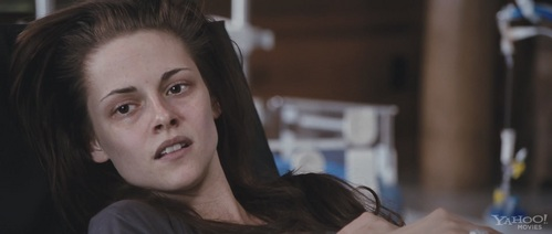 Bella: you have to __________ what it is.