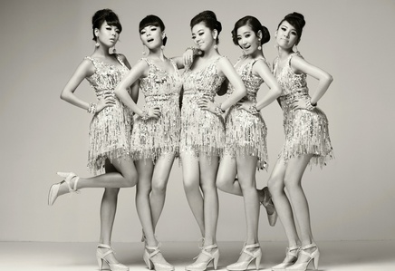 Who is the most tanned in Wonder Girls?