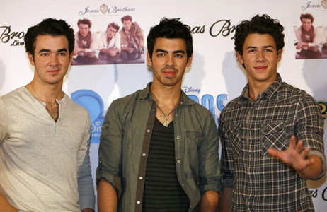 The name of the Jonas Bros' back guard is: