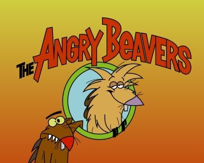 "What taon did the Nicktoon classic, ""The Angry Beavers"" first aired on TV?"