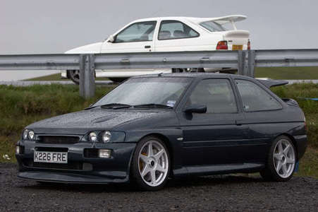 When was the Ford Escort Cosworth Created?