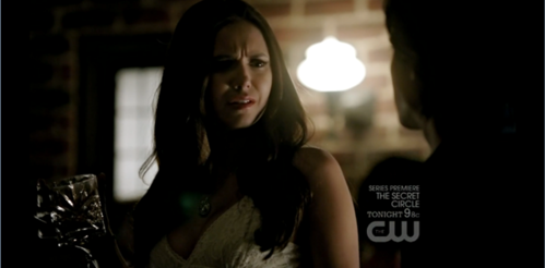 """Is his stash any good?""What is Elena's reply to Damon?"