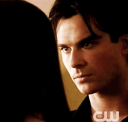 Who is Damon talking about when he says this to Elena [3.01]