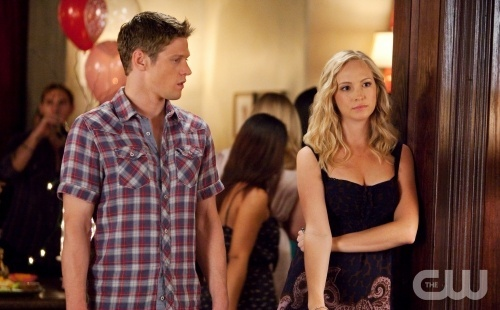 "[3.01]Caroline to Matt... ""You've zei five words to me all summer and those were four of them."" What were the four words?"