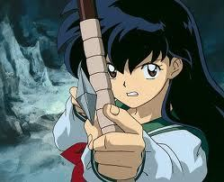 what is the name of kagome's arrow?
