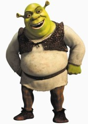 In Shrek the Musical how old was Shrek when he move out of his parents house?.