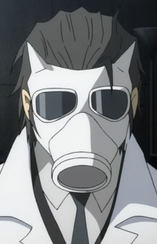 What is Shinra's father's name?