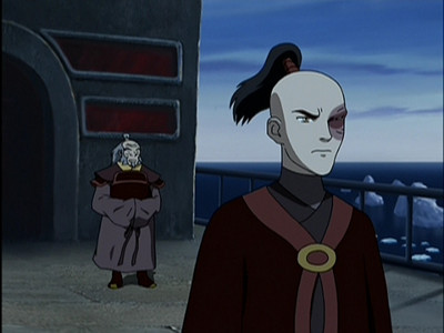 In the first episode(The Boy in the Iceberg) Iroh says to Zuko, ' a man needs his rest'. He repeat the same line in which episode?
