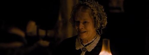 what character does Judi Dench play in the movie?