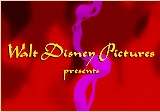 This is the screen of which Disney Princess movie?