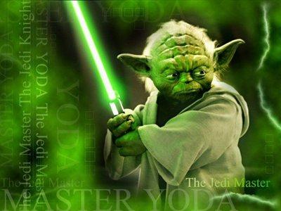 Yoda is...