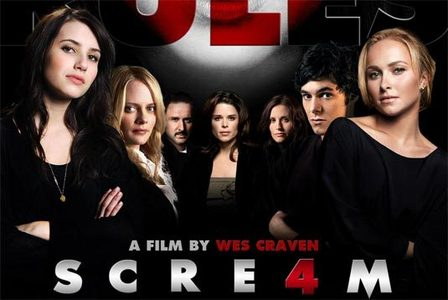 Which movie did Scream 4 say was the very first slasher film?